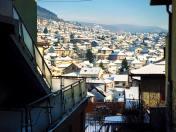 Invierno en Sarajevo