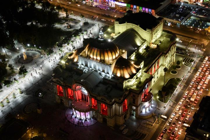 03 Palacio de Bellas Artes