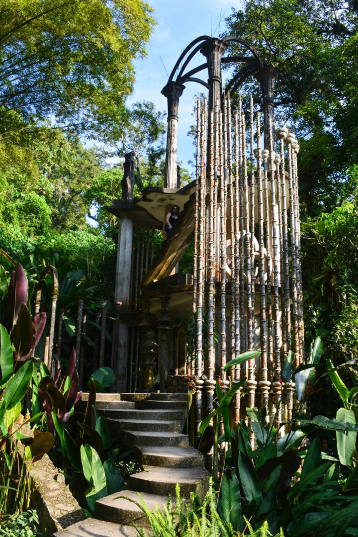 13 La casa de bambú