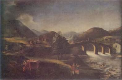 Batalla de Alto Palacé de José María Espinosa, 1845 - 1860. http://recursos.bibliotecanacional.gov.co/content/jos%C3%A9-mar%C3%AD-espinosa-el-artista-como-historiador