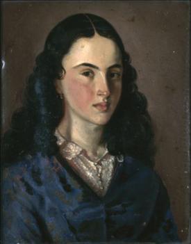 Retrato de Policarpa de José María Espinosa, 1855. http://www.museonacional.gov.co/Publicaciones/cuadernos-iconograficos/Documents/Policarpa_200.pdf