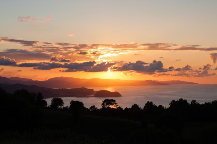 21. Igeldo sunset report