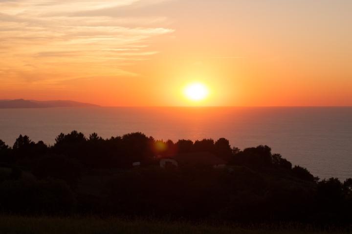 27. igeldo sunset 2
