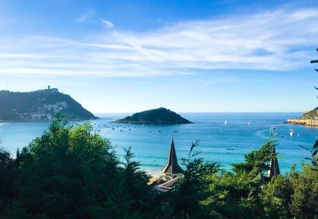Vista cotidiana - Bahía de la Concha